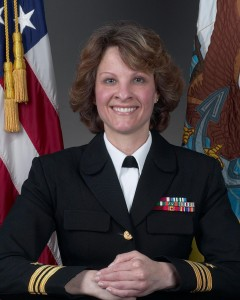 LCDR Michele Ruppert, USN